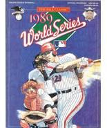 1989 world series program giants vs oakland earthquake edition - $9.99