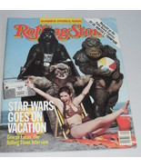 Vintage 1983 Rolling Stone Magazine Summer Double Issue - $39.99