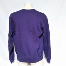 VTG Champion Sweatshirt Embroidered Spell Out Jumper USA Sport 90s Crew Neck XL image 5