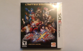 Project X Zone Limited Edition for Nintendo 3DS  *NEW & Sealed*
