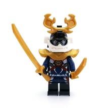 Lego ® Ninjago Samurai X PIXAL Son Garmadon P.I.X.A.L.  Minifigure Figur... - $12.67