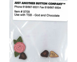 God and chocolate button pack thumb155 crop