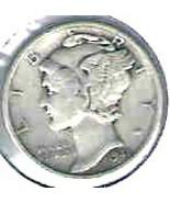 Nice 1941  D Mercury Dime - $4.00