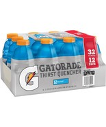 Gatorade Cool Blue, 32oz./ 964 ml,  12 pk - $240.00