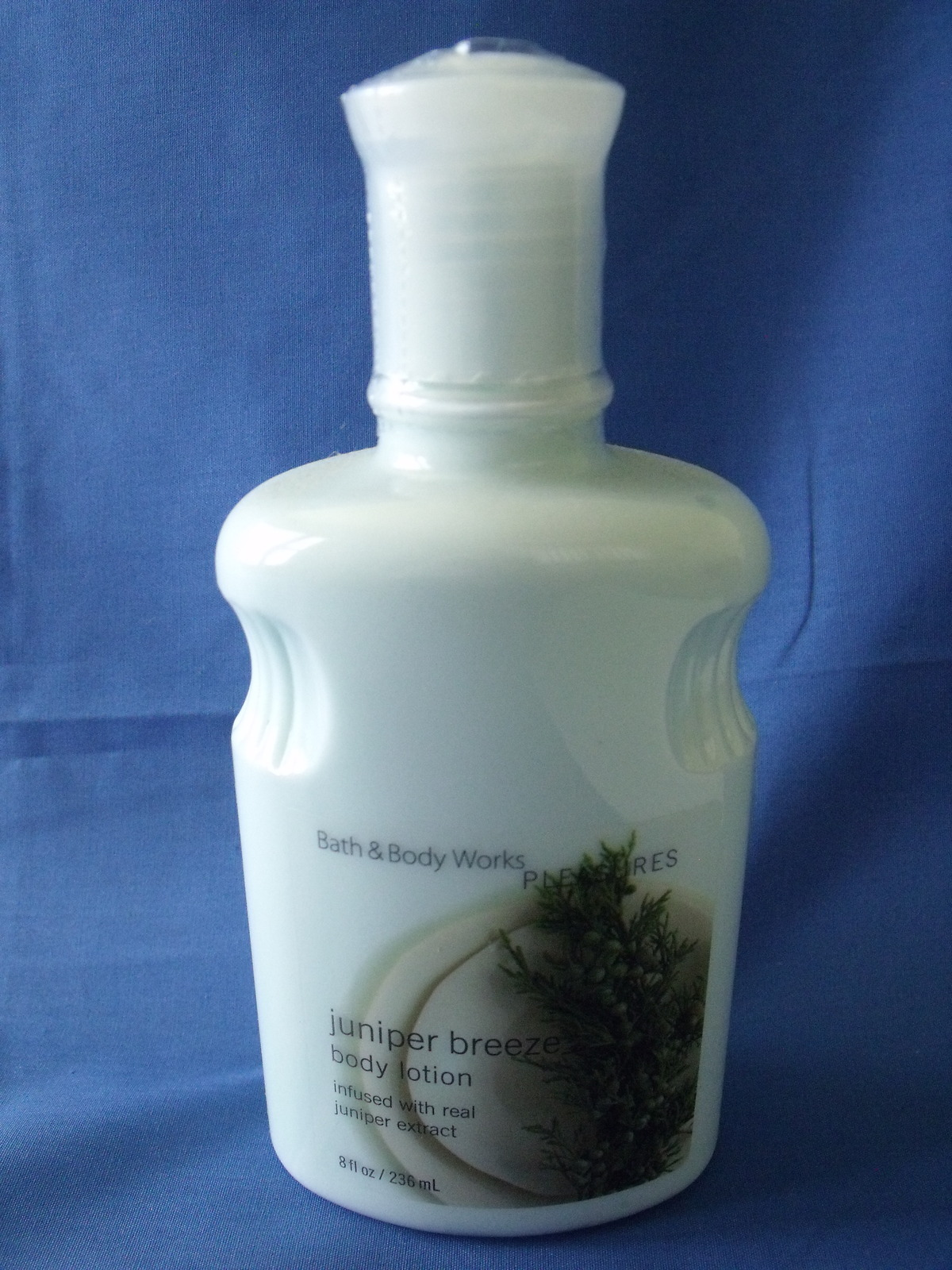 Bath and Body Works New Juniper Breeze Body Lotion 8 oz