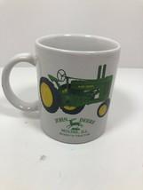 "Jonh Deere Model ""A"" Tractor Coffee Mug Moline Illinois A2 - $6.18"