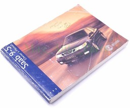 Saab 1999 9-5 Owners Manual User Supplement OEM Booklet Consumer Guide 9... - $14.85