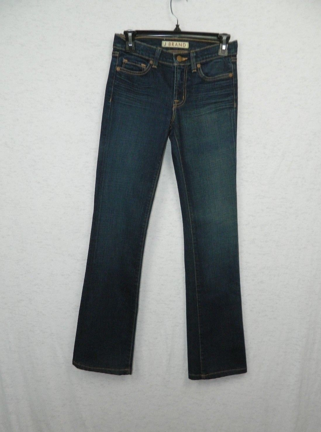 J Brand Jeans Straight Leg Jeans  Dark Wash Style #805 Size 25 image 3