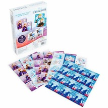 Cardinal SpinMaster Frozen II Anna Olaf Memory Match Game - $14.92