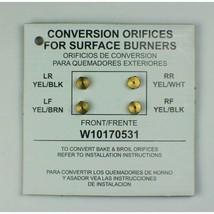 WPW10170531 Whirlpool LP Conversion Kit OEM WPW10170531 - $61.33