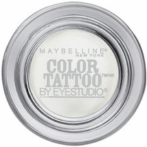 Maybelline EyeStudio Color Tattoo 24Hr Eyeshadow, Too Cool 0.14 oz (3.98 g) - $9.79