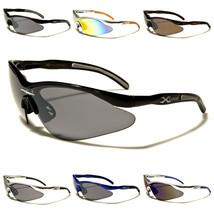 X-Loop Men Women Wrap Shield Light Outdoor Cycling Running Sunglasses UV400 - $18.62