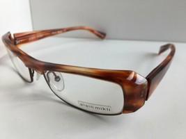 New ALAIN MIKLI A 0661 A0661 17 54mm Striped Havana Eyeglasses Frame - $349.99
