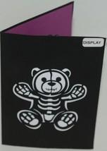 Lovepop LP1593 Halloween Bear Pop Up Card White Envelope Cellophane Wrap image 2