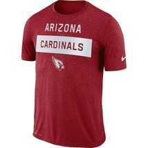 Arizona Cardinals Mens Nike Legend Lift DRI-FIT T-Shirt - XXL/XL/Large -... - $24.99