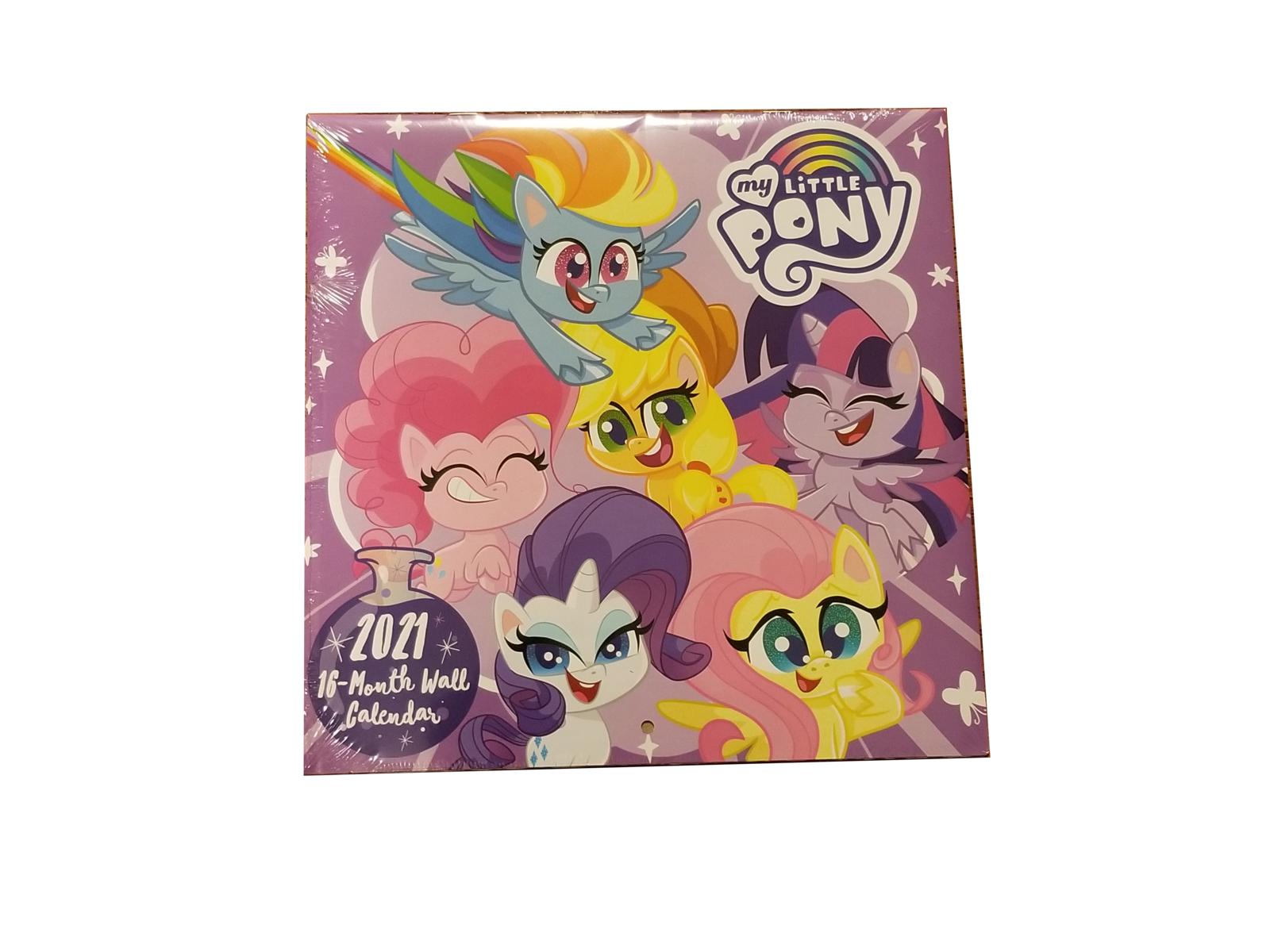 My little pony 2011 16 month calendar
