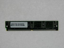 MEM1700-16U32MFS 16MB Approved  80-pin Flash Simm for Cisco Network Rout... - $34.65