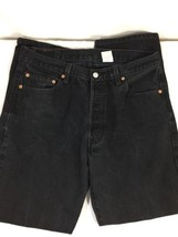 Levi's Men Dark Wash Jeans Size 36 Quality Clothing Regular Fit Normal Use - $21.51