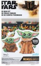 Deluxe Star Wars Disney's Mandalorian Yoda The Child Perler Fused Beads Kit - $22.95