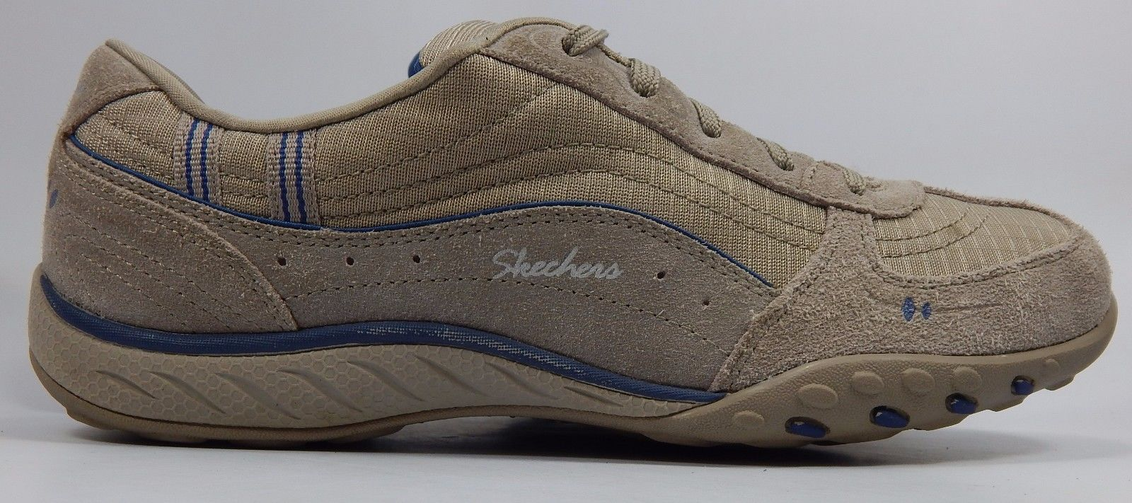 Skechers Relaxed Fit Breathe Easy Women's Athletic Shoes Size US 8 M (B) EU 38