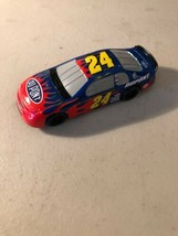 Rare Winners CIRCLE/ ACTION/ Pull Back Cars 1/64 Nascar #24 Jeff Gordon - $4.90