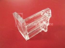 Clear Plastic False Front Clips #4305CL 50 Clips - $46.18