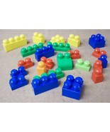 Mega Bloks Blocks Set of 23 - $14.65