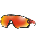 Oakley Sunglasses Jaw Breaker Ruby Fade w/Prizm Ruby OO9290-23 - $244.88