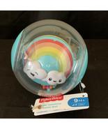 Fisher-Price Hello Sunshine Rattle Ball, & Unicorn Clicker Pal, 6M+ - $9.22