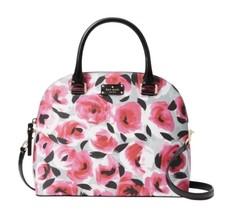 Kate Spade Carli Grove Street Rose Bed Leather Satchel / Crossbody NWT - $229.00