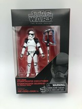 Star Wars The Black Series 3 3/4-Inch First Order Stormtrooper Executioner - $14.99