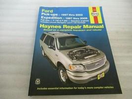 1997 Thru 2003 Haynes Ford Pick Ups Expedition Repair Manual 36059 - $13.96