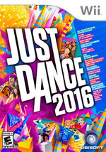JUST DANCE 2016  - Wii - (Brand New) - $49.91