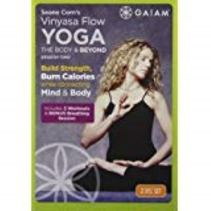 Vinyasa Flow Yoga Dvd