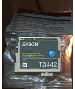 Genuine Epson Stylus Ink T044220 Cyan - $4.45