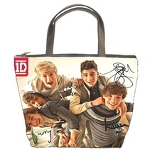 NEW 1D - One Direction - Up All Night -Autograph Bucket Bag/Purse(2 Side) - $27.00