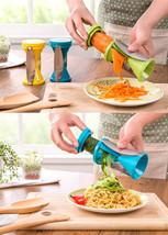 Vegetable Fruit Spiral Shred Process Device Peeler - €14,00 EUR