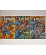 SUPERMAN DOOMSDAY - HUNTER/PREY - FULL SET - FREE SHIPPING - $14.03