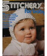 McCall's Knitting Knit and Crochet 36 Patterns for Baby  - $4.99