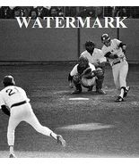 Bucky Dent Yankees Red Sox 1978 Home Run EOS Vintage  8X10 BW Baseball P... - $6.99