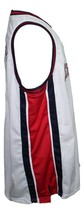 Russell Westbrook #4 Olympians HS Basketball Jersey Sewn White Any Size image 4