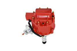 SB Small Block Buick HEI Distributor SBB Red Cap 65K VOLT COIL 215 340 350