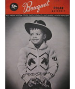 Vintage Palomino Horse Sweater Knitting Pattern Children - $6.99