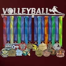 Volleyball Medal Hanger Display FEMALE - $56.80