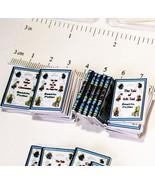 Beatrix Potter 24-Book Set NI174 A Novel Idea DOLLHOUSE Miniature - $56.35