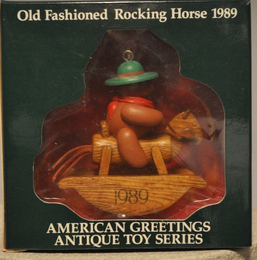 American Greetings Old Fashioned Rocking And 50 Similar Items