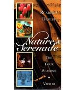 Reader's Digest   Nature's Serenade  The Four Seasons by Vivaldi (VHS Vi... - $3.25