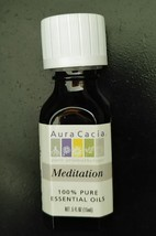 Aura Cacia Meditation Essential Oil Blend 0.5 fl. oz. - $9.79
