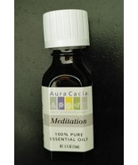 Aura Cacia Meditation Essential Oil Blend 0.5 fl. oz. - $9.79