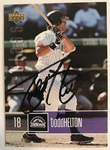 Todd Helton Signed Autographed 2004 Upper Deck Baseball Card - Colorado ... - $19.79